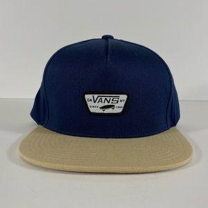 Vans Mini Full Patch Snapback Hat